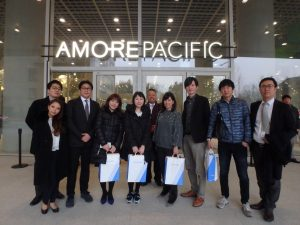AMORE PACIFIC社